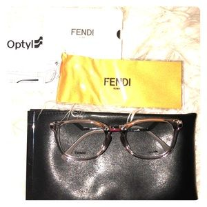 Brand New Fendi frames!